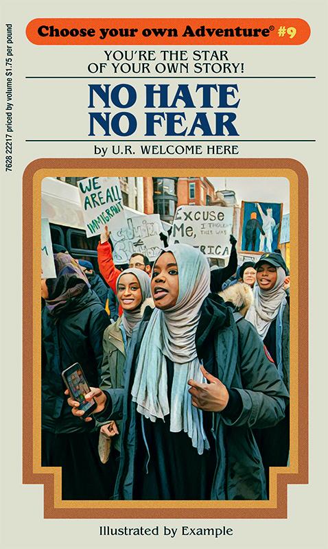 no hate no fear
