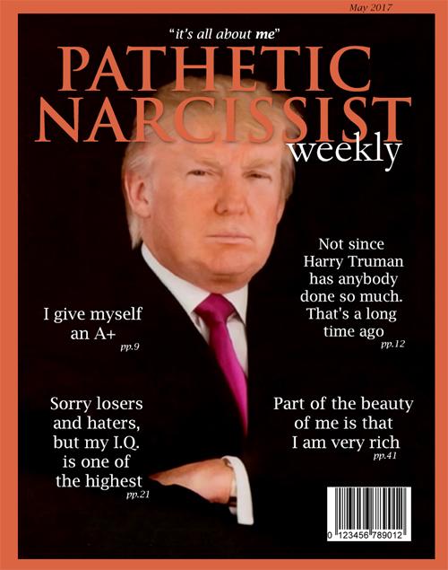 Pathetic Narcissist